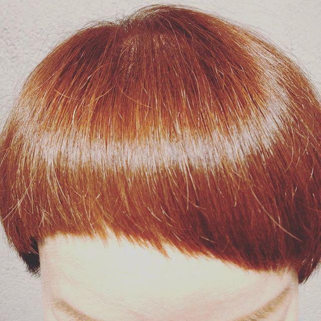 Bang!http://redheads.jp/styles#redhads #hair #美容室 #bangs