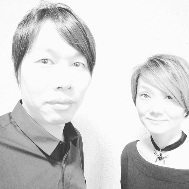 Couples!http://redheads.jp/styles#redhads #hair #美容室