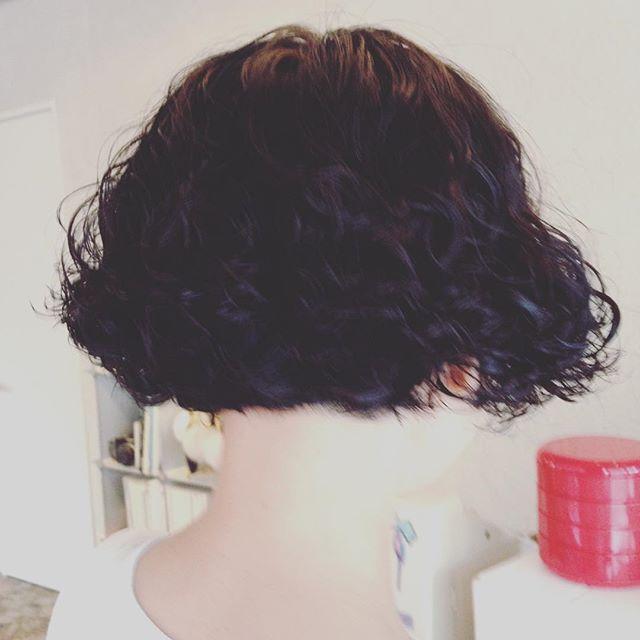 Permanent !http://redheads.jp/styles#redhads #hair #美容室